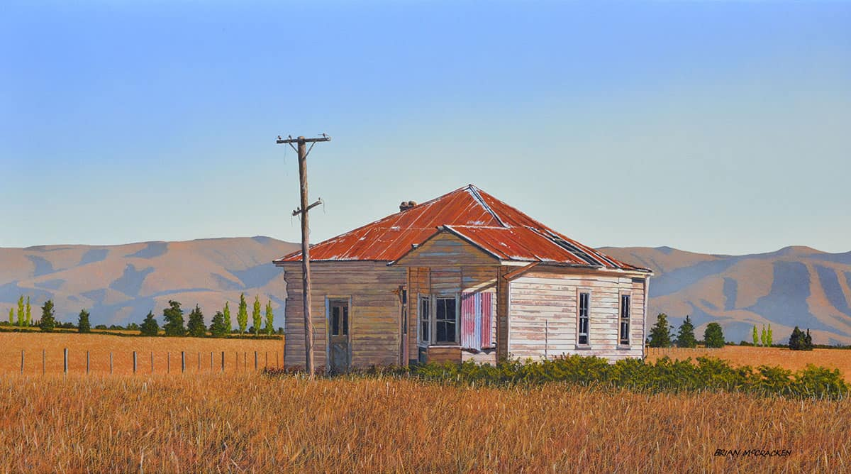 Homecoming (Otago Landscape)