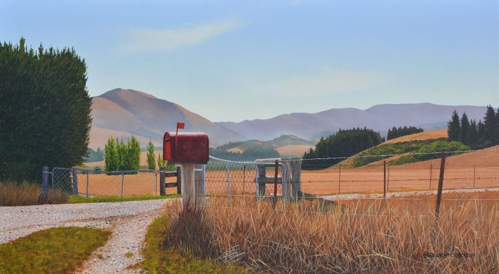 Last Summer, North Canterbury