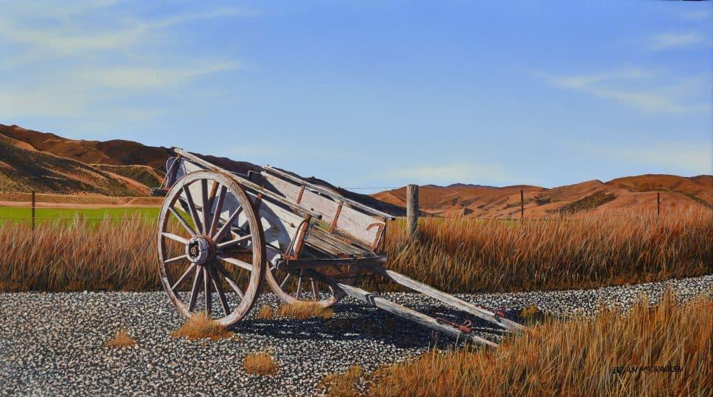 Forgotten, Otago Landscape