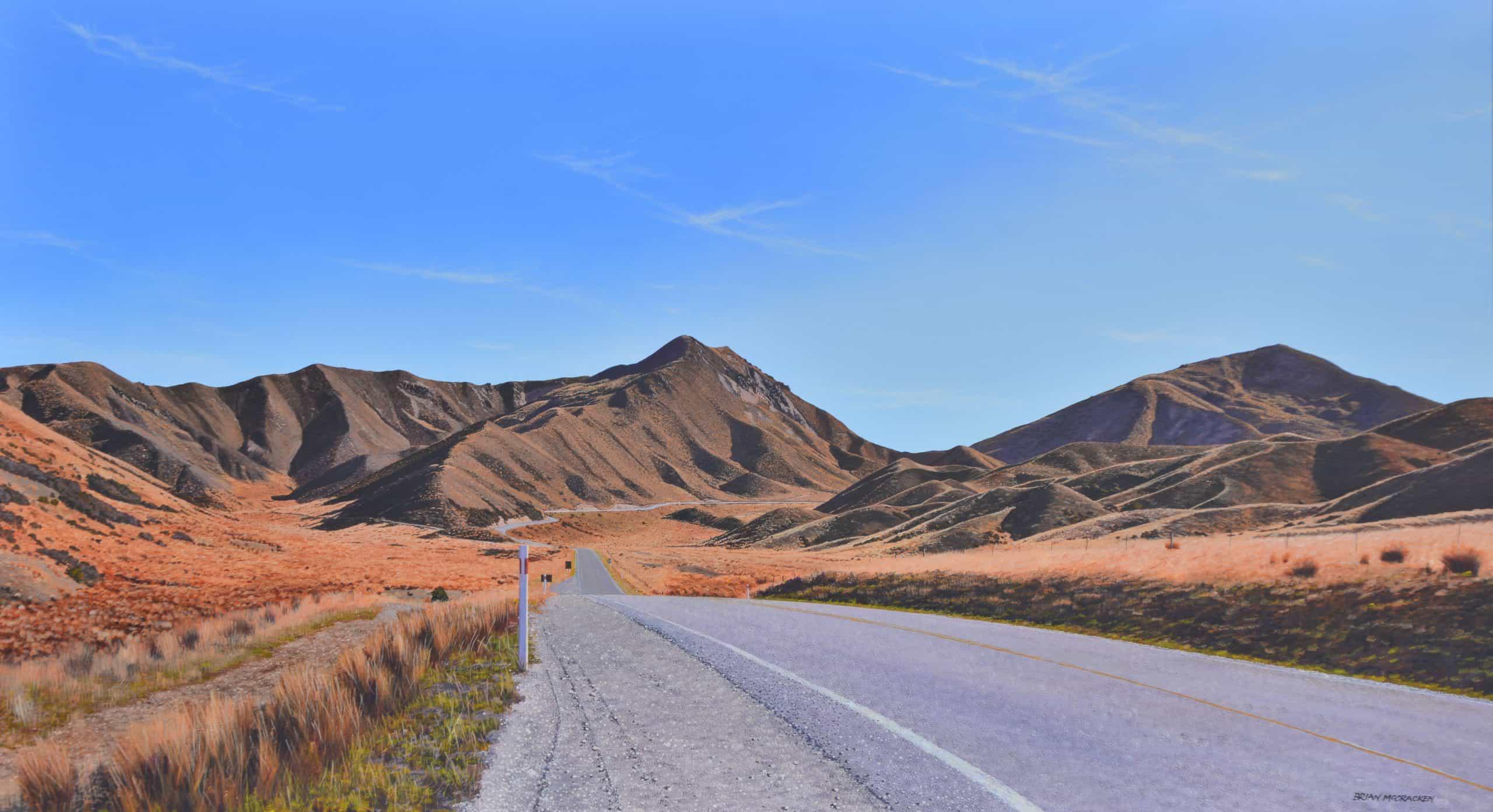 Lindis Road Trip