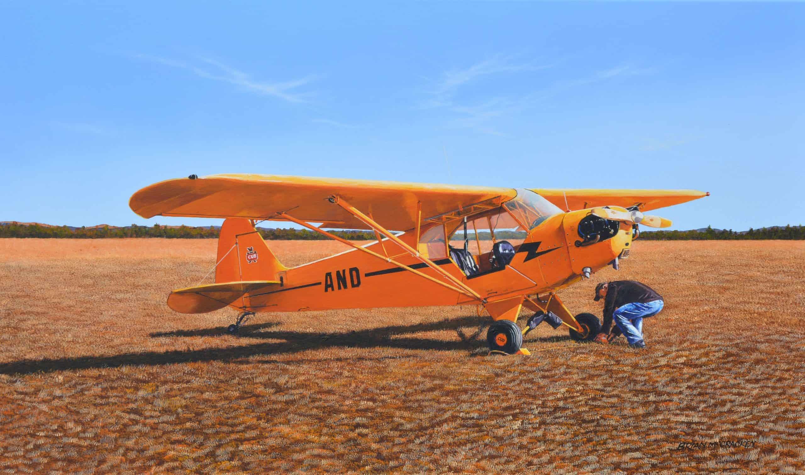 Piper Cub J3 (1941)